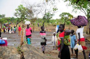Palabek refugee settlement